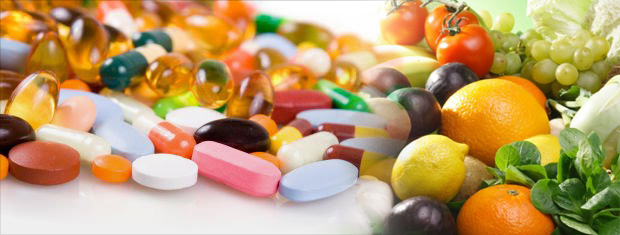 Supplements can easily lead to excess vitamin and mineral intake