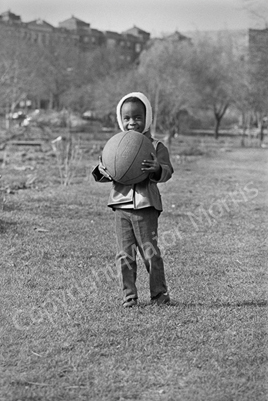 Possible Future Star?  Black & White Photograph 9.5 x 6.5 inches Framed to 19 x 16.5 inches