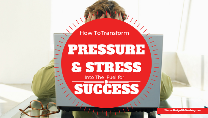 Work Stress can be Transformed for Success