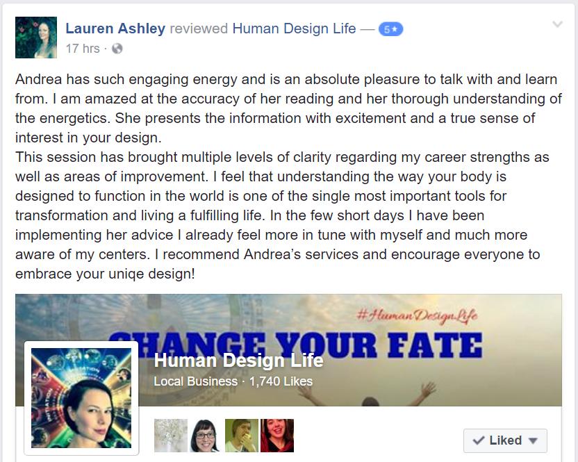 Human-Design-Career-Reading-Reviews