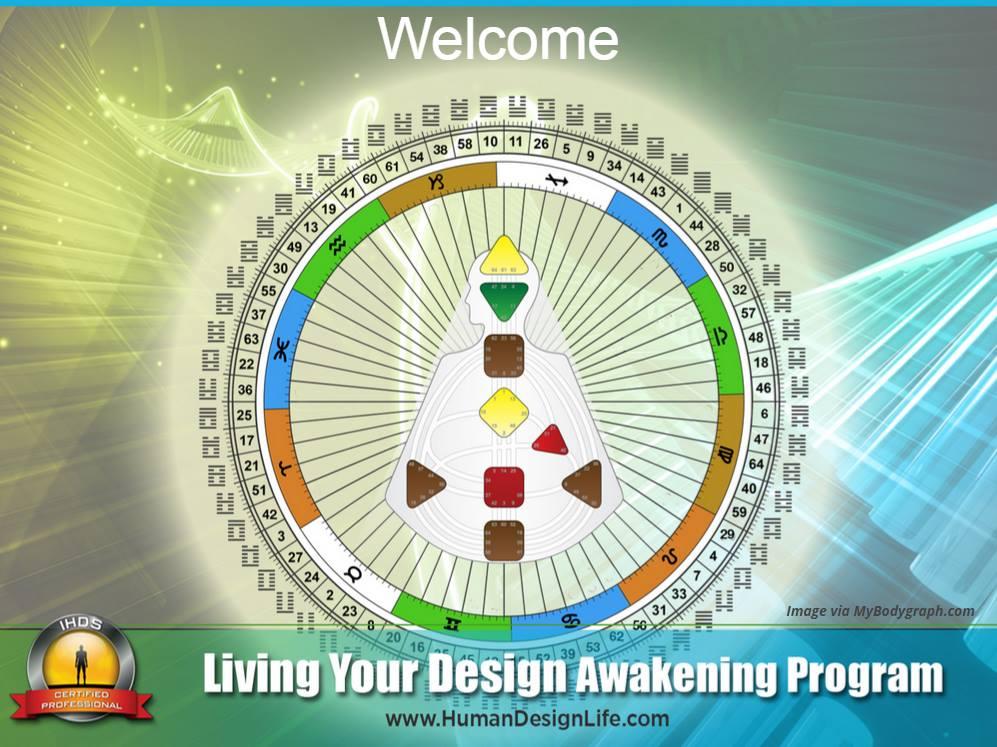 Living Your Design Awakening Program