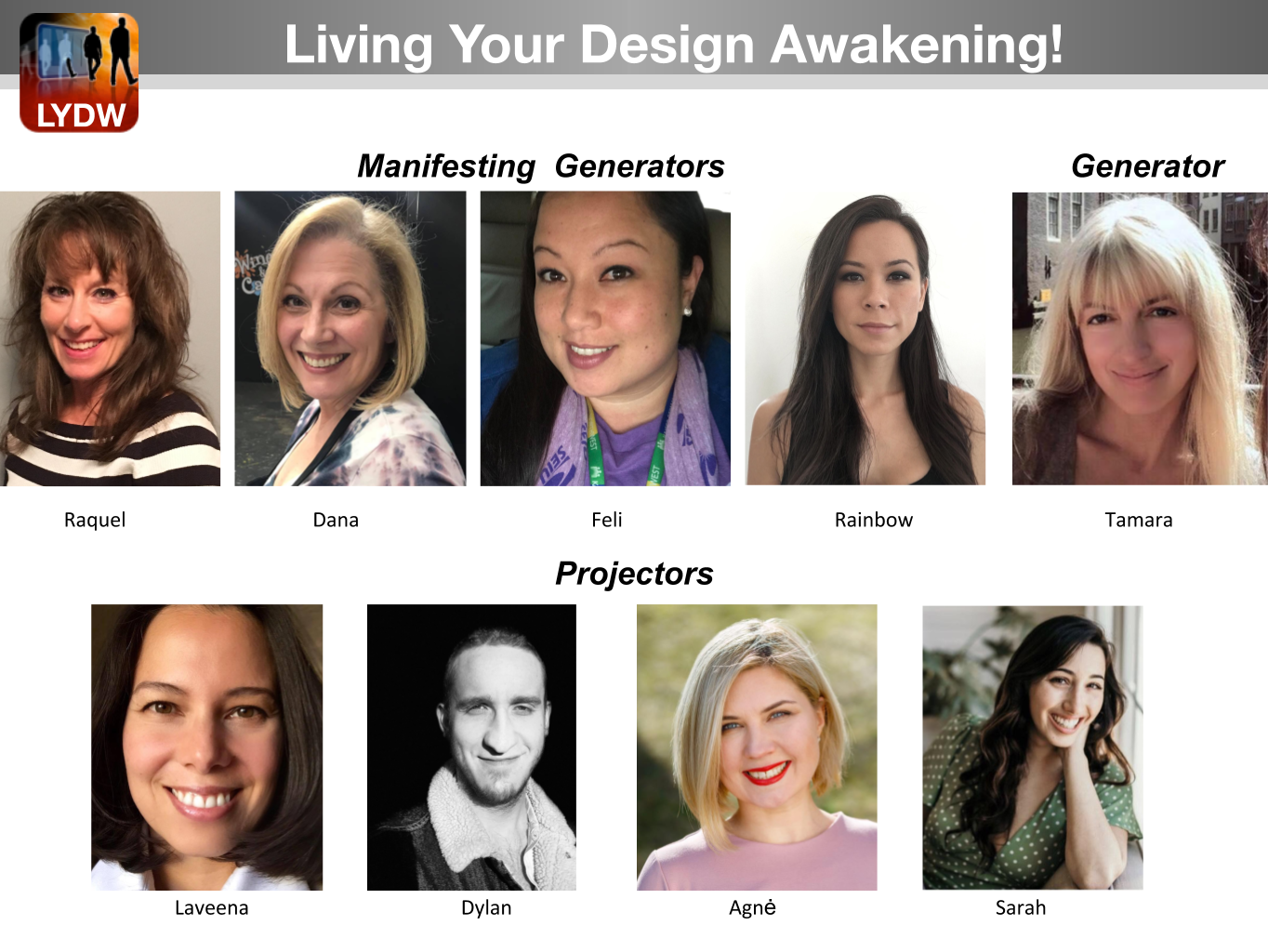 Living Your Design Awakening Class April 2019