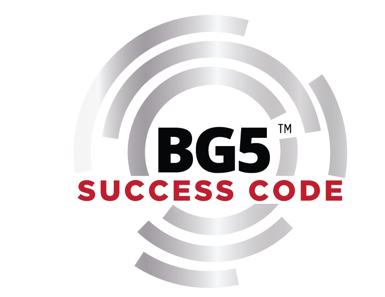 BG5 shows you your Career Success Code
