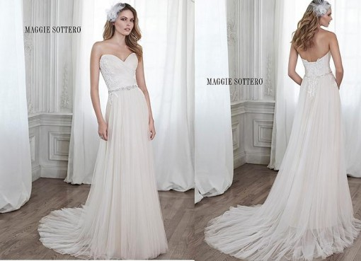 Maggie Sottero- Patience