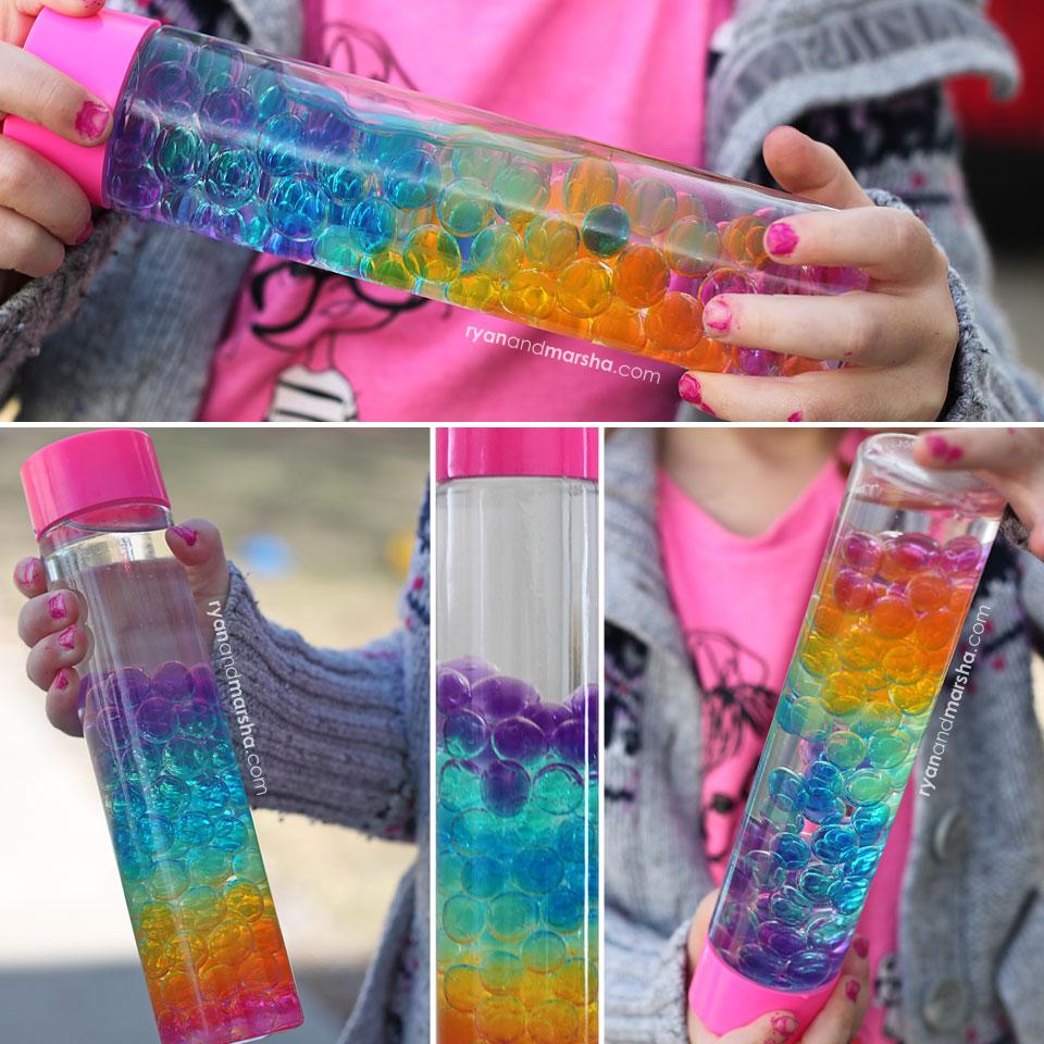 SOURCE:http://ryanandmarsha.com/diy/rainbow-sensory-bottle/