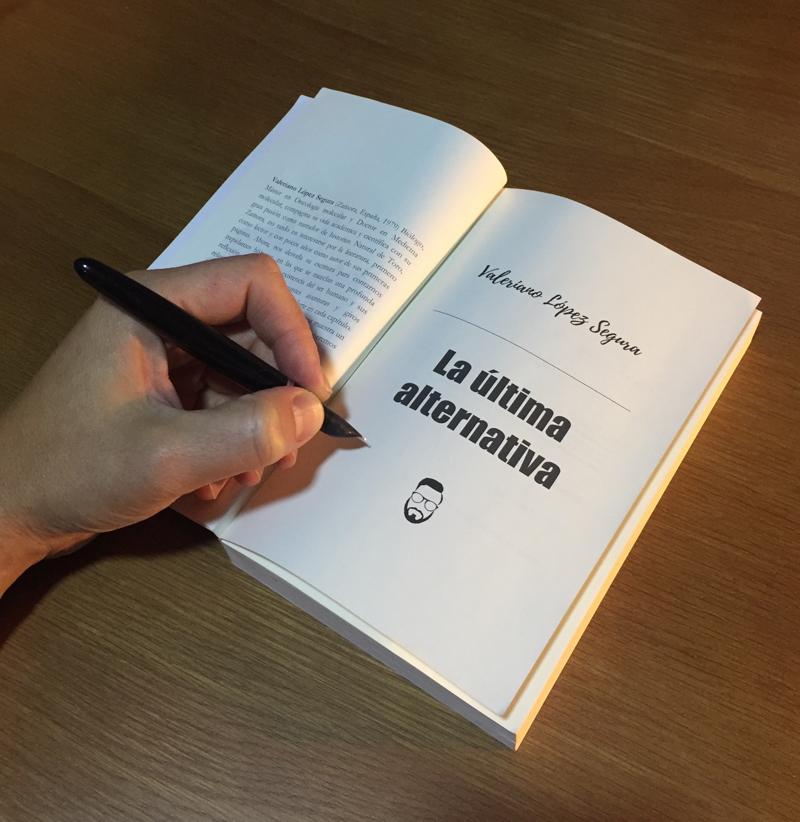 Si vives en Colombia, consigue tu copia autografiada -