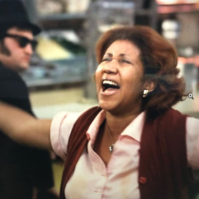 RIP Aretha. #arethafranklin  #queenofsoul  #aretha
