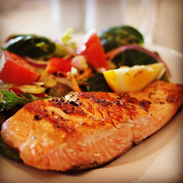 We often promote our beef products, so don't overlook our #salmon, #shrimp, #scallops, #crab, #lobster, #squid, #oysters, #mussels, #octopus, #mahimahi, #tilapia, #catfish, #redsnapper, #swai, and #cod! 🍤🍤🍤😀 . . . #seafood #food #restaurants #chefs #flavorprofiles #atlanta #marietta #delicious #whatsfordinner #instafood #foodstagram #nomnom #foodporn #foodies #chefmode @souperjennywestside @reel_seafood @sandwseafood