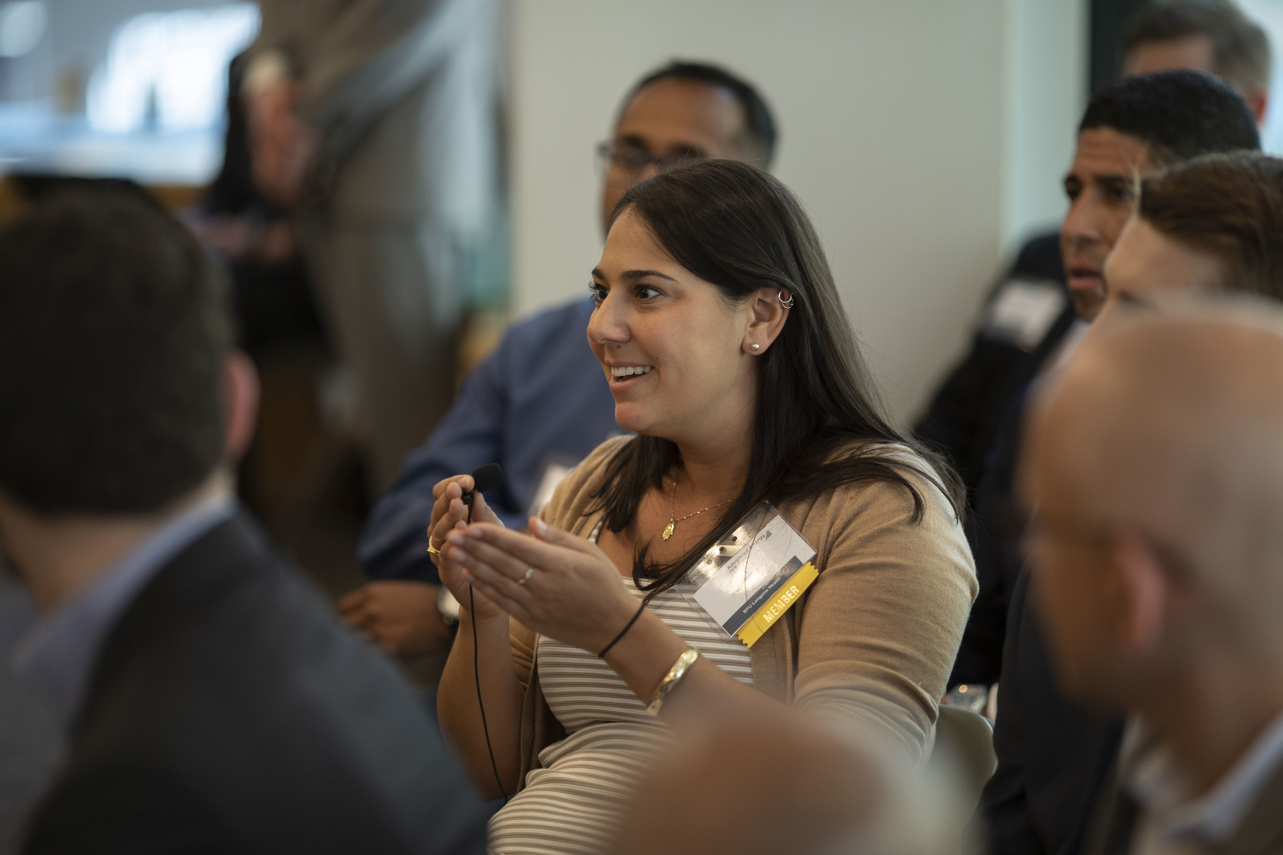 Jenna Agins, Energy & Sustainability Specialist, NYU Langone Health