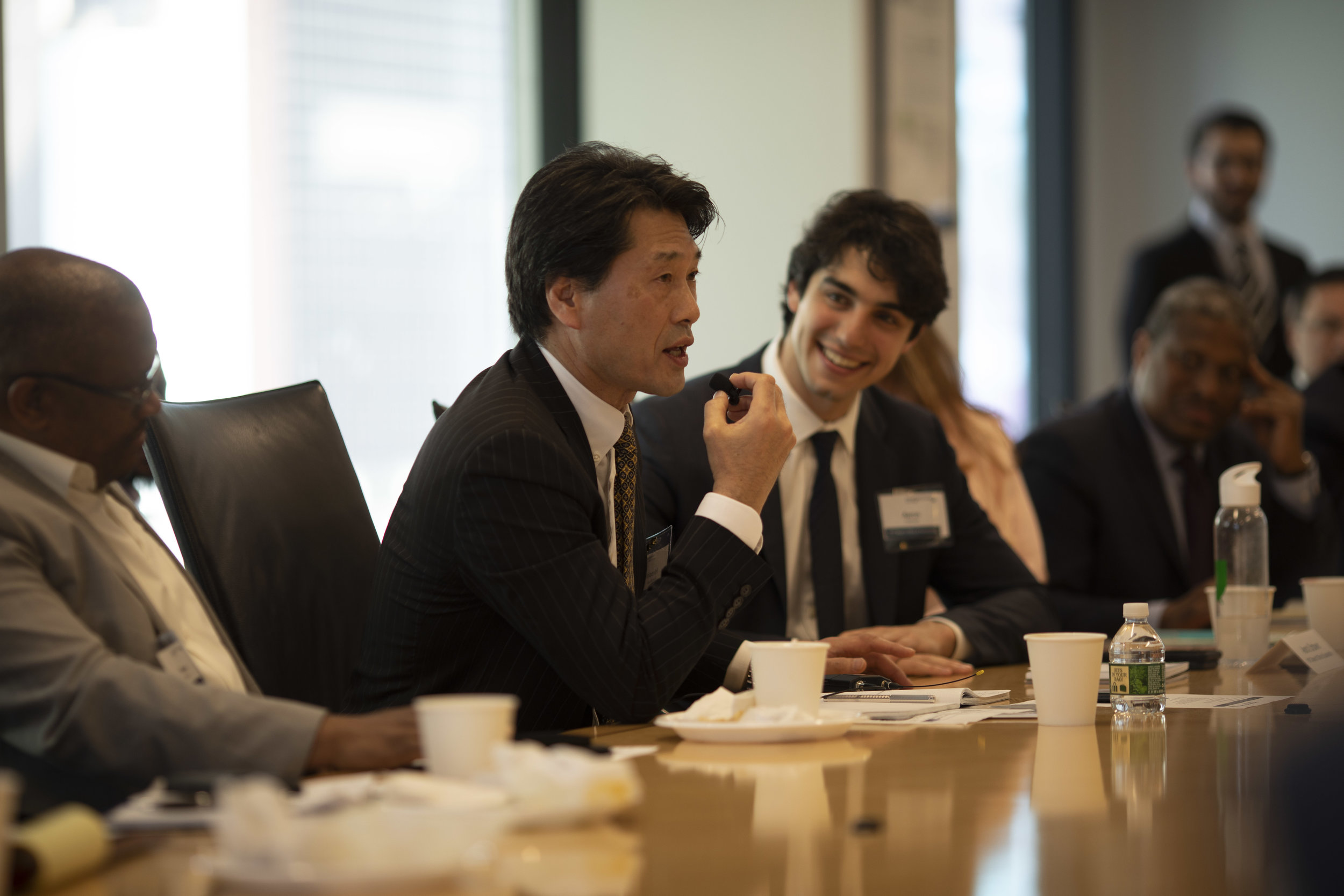 "Hiroshi ""Edo"" Hanafusa, CEO, InsuRTAP Inc."