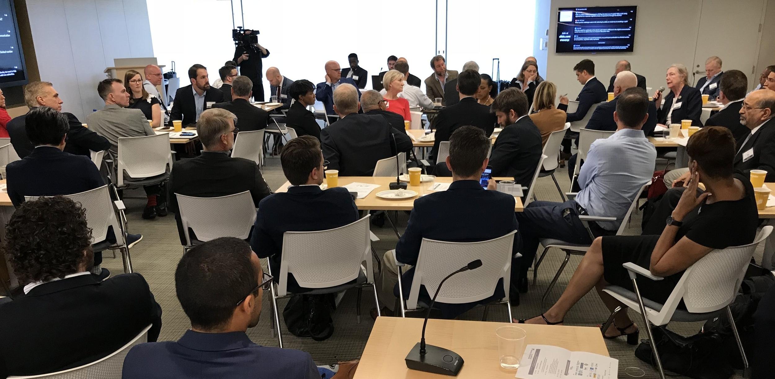 Chairman Kane addresses WAE stakeholders