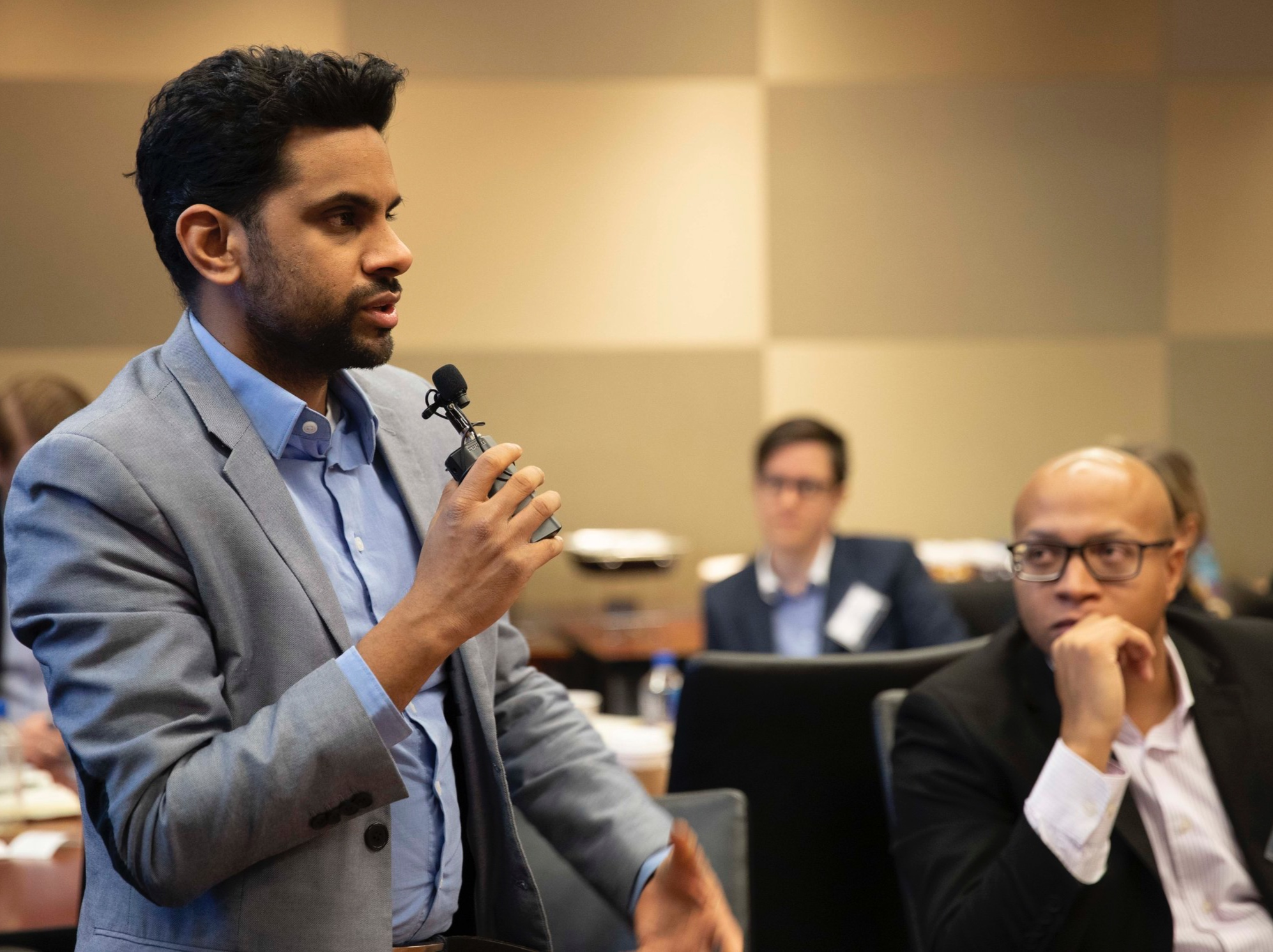 Vignesh Krishnamurthy, Senior Manager of City Solutions, Ford Smart Mobility