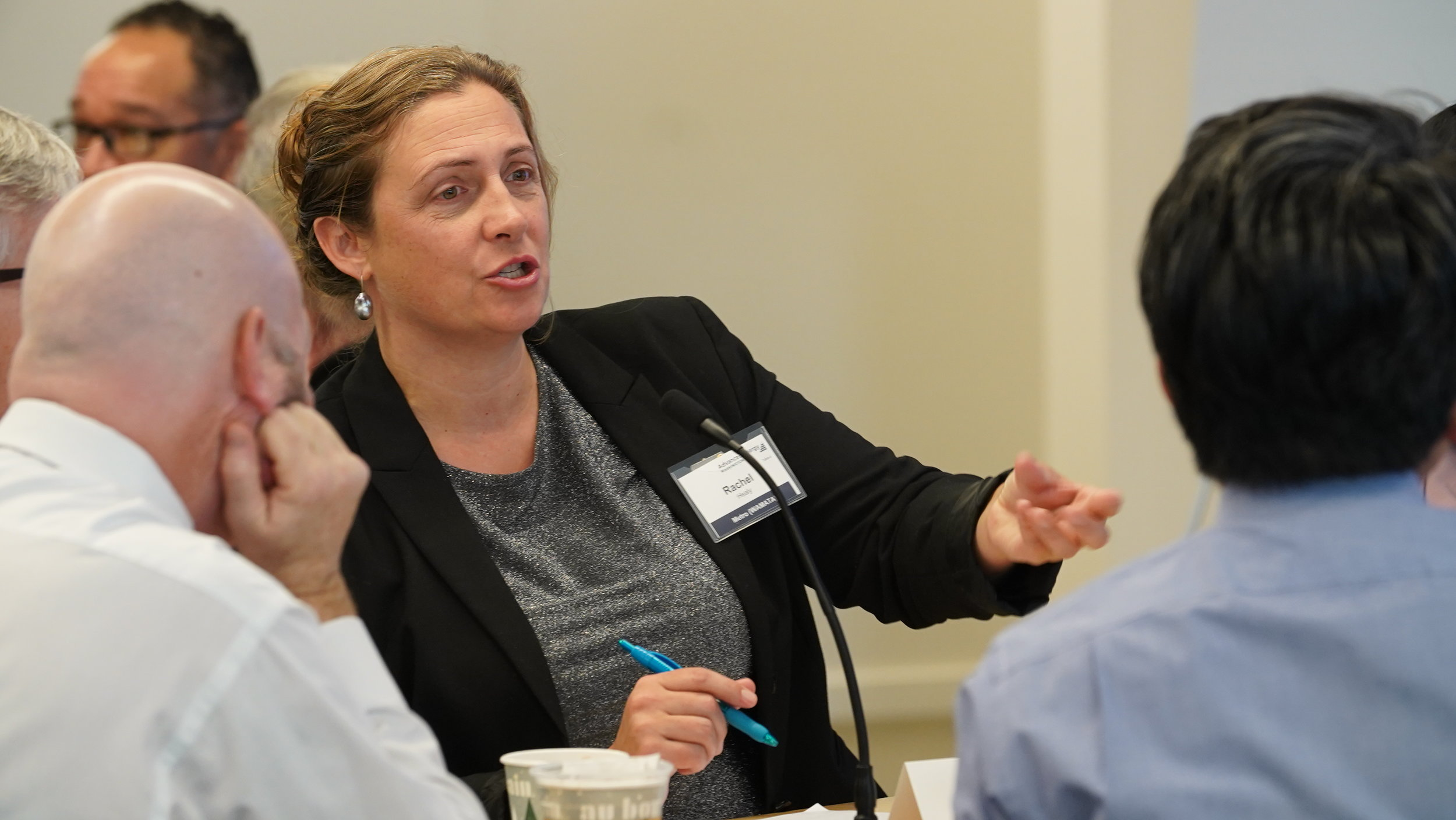 Rachel Healy, Sustainability Director, Washington Metropolitan Area Transit Authority (WMATA)