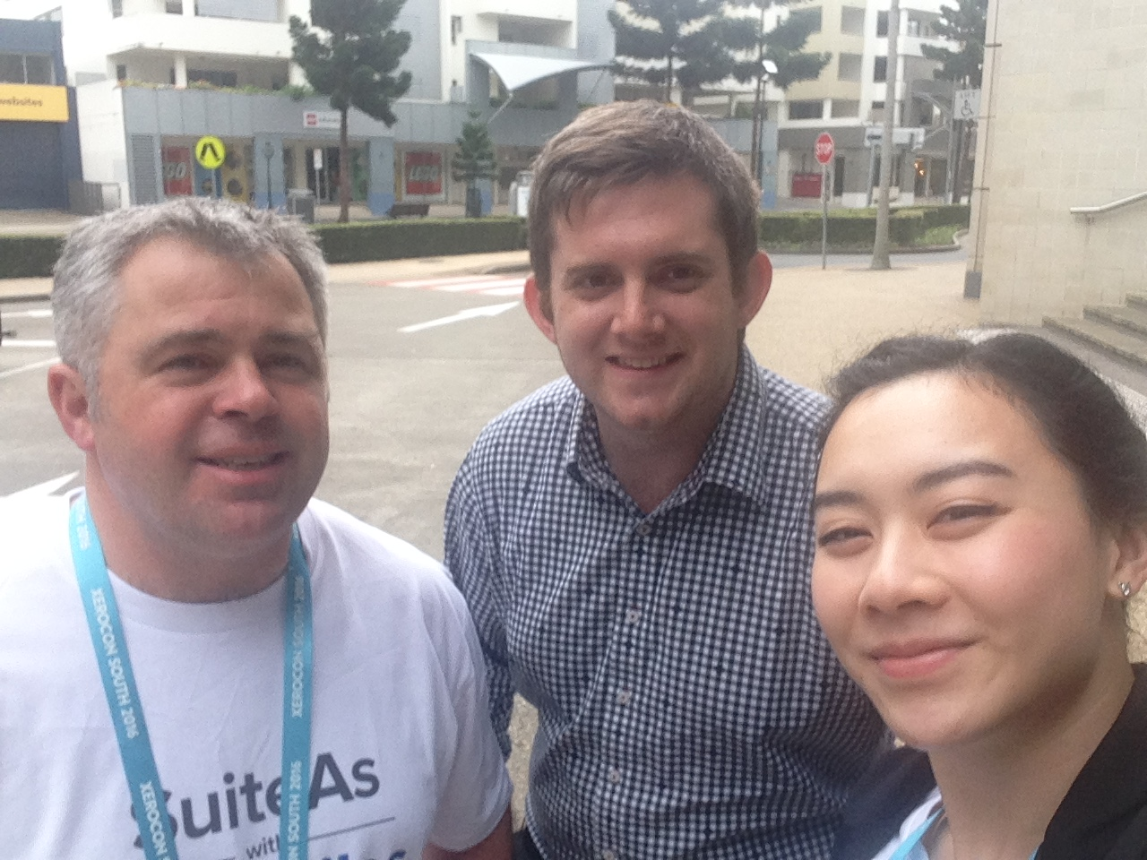 Loved meeting up with one of our SuiteFiles Partners, Michael from  Essential Technologies Group !