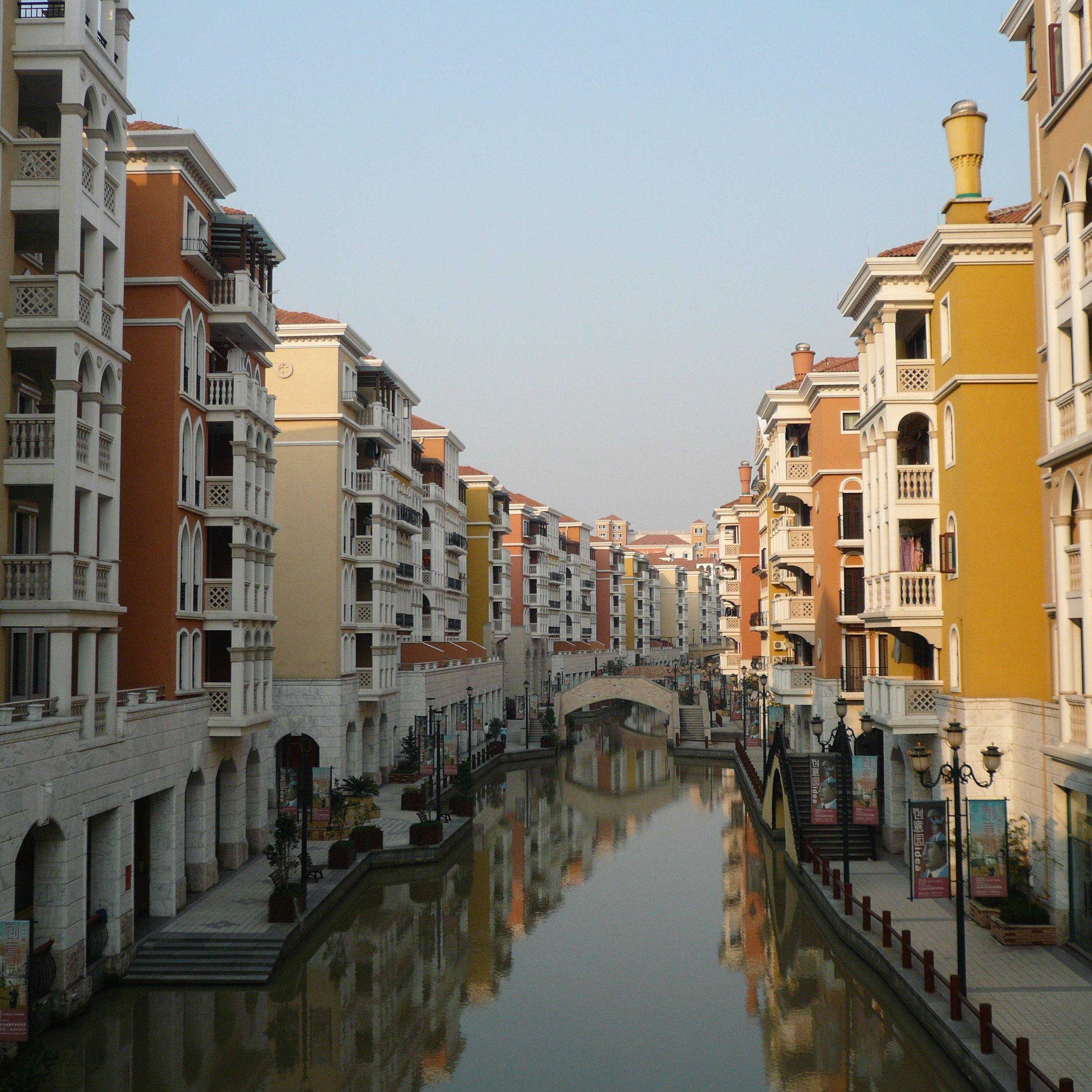 Venice Water Town, Hangzhou