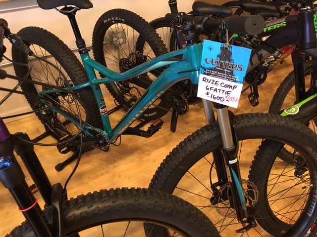 Used & Leftover Bikes For Sale — Cutters Bike Shop