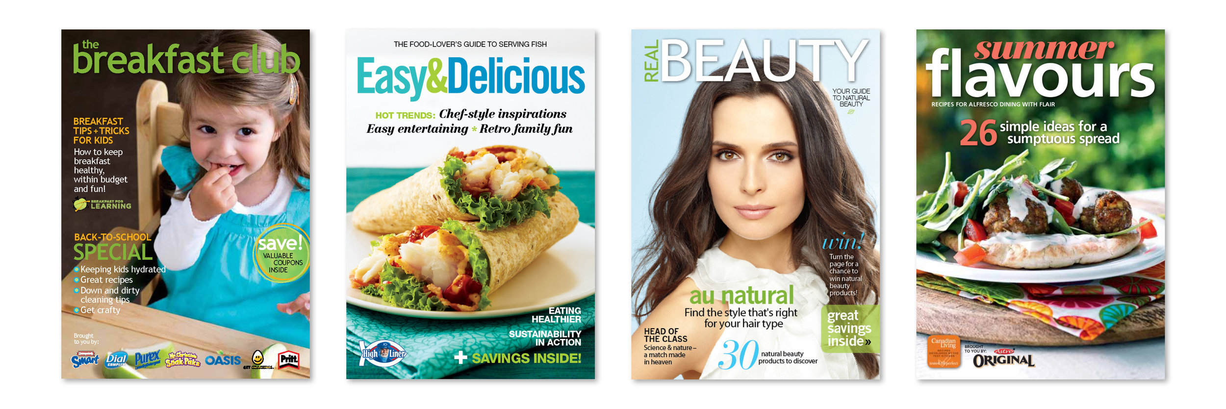 Content marketing design for magazines, books, media kits and presentations in print and digital by Bonnie Summerfeldt Design, out of Aurora, Ontario. Lifestyle, kids and food content is my specialty. Over 20 years of experience in publishing.