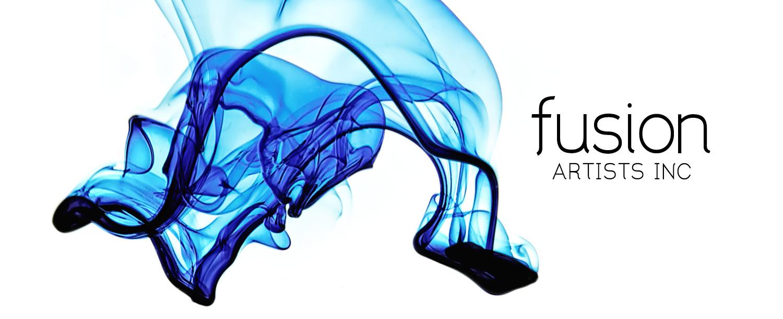 Branding for Fusion Artists Inc by Bonnie Summerfeldt Design