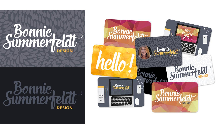 Personal Branding Bonnie Summerfeldt Design