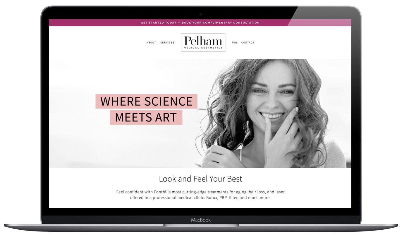 website design for Pelham Medical.png