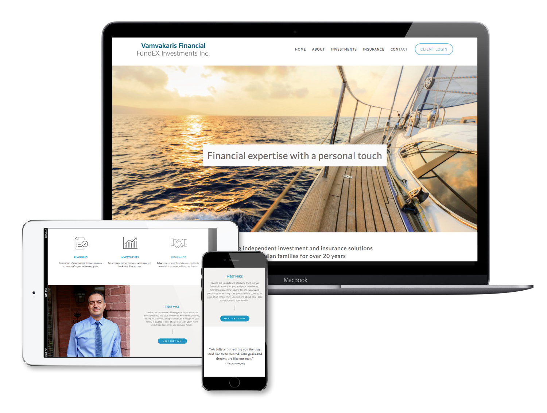 financial advisor website design Toronto Aurora Newmarket.jpg