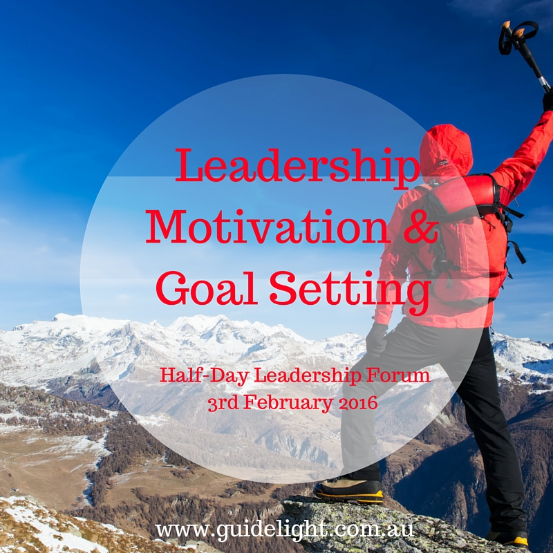 Leadership Forum 3rd Feb