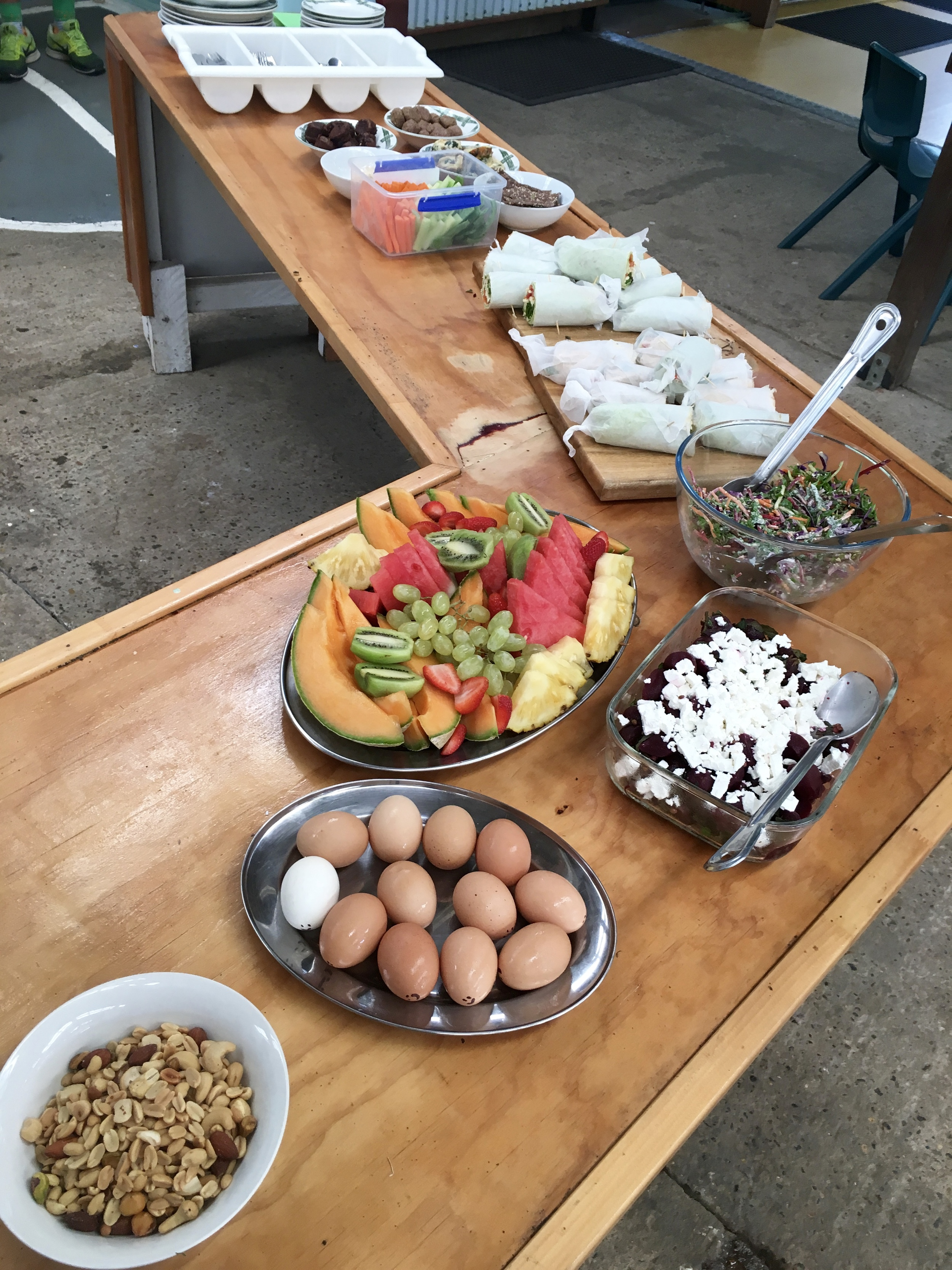 nutritional food