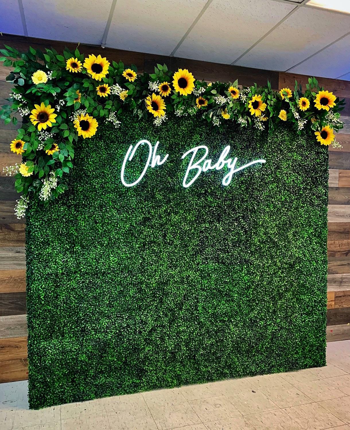 La Flower Walls