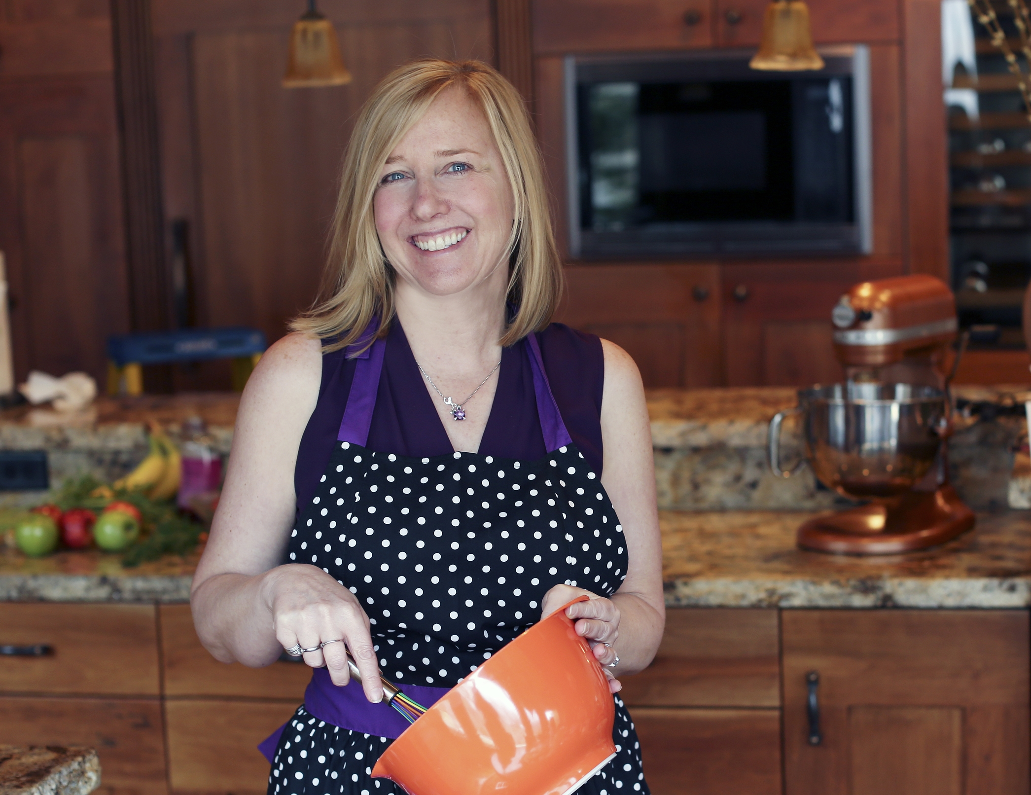 Master Blender Lisa|Ain't Your Mama's Cookin