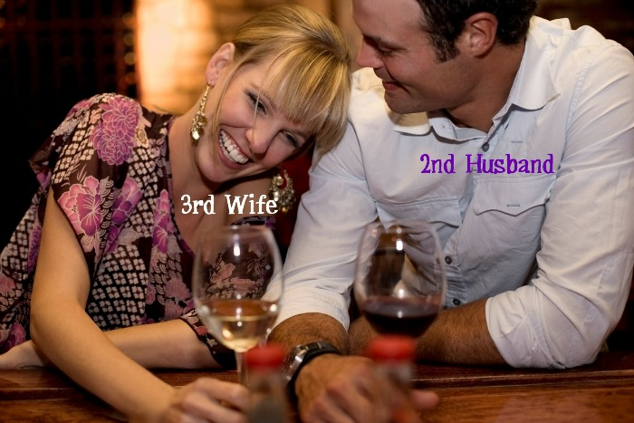 3rd Wife 2nd Husband