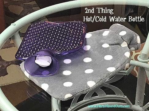 2nd Thing - Hot/Cold Water Bottle