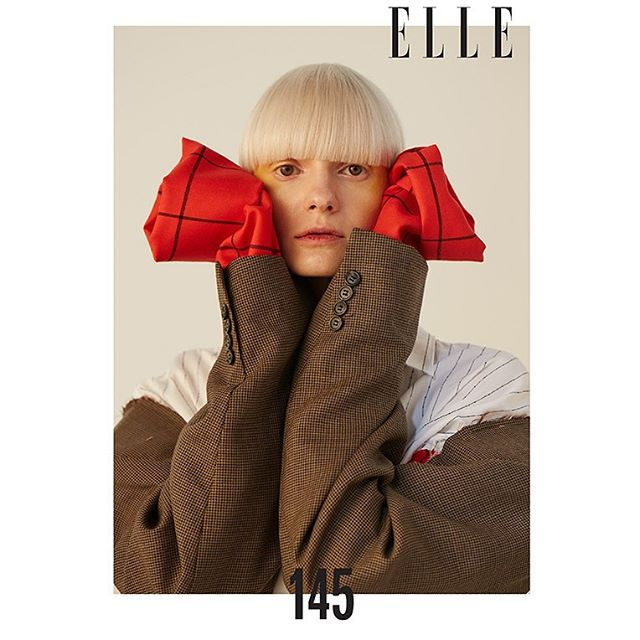 Elle beauty Julio 19 Issue! @elle_mexico shot by @johanakimphotography mua @anagdev pelo @manueloliva10 estilismo @jimmy_hrrr model @noravai @wantedmodelsagency producido por @ximenamorfin assistant @quetzal_em • • • #magazine #editorial #beauty #ellemexico #elle #ellebeauty #models #fashion #makeup #fashionphotography #shotbyme #inspiration #cover #madeinmexico