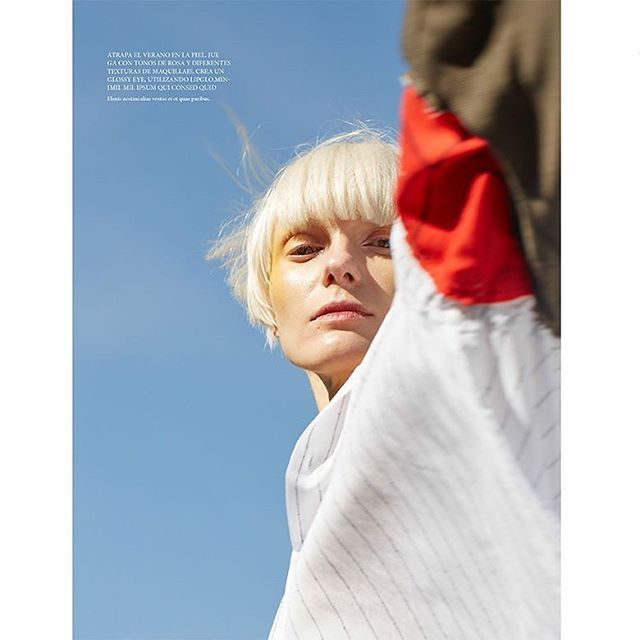 Elle beauty @elle_mexico shot by @johanakimphotography mua @anagdev pelo @manueloliva10estilismo @jimmy_hrrr model @noravai @wantedmodelsagencyproducido por @ximenamorfinassistant @quetzal_em ⠀ •⠀ •⠀ •⠀ #magazine #editorial #beauty#ellemexico #elle #ellebeauty#models #fashion #makeup#fashionphotography #shotbyme#inspiration #cover#madeinmexico #photography #film