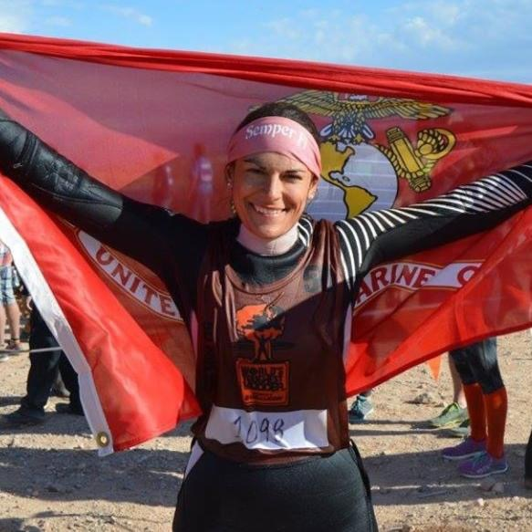 Completing 55 miles of World's Toughest Mudder in 2015.