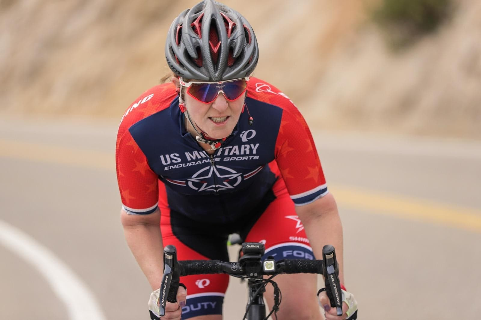 Mandy Midgett, Interim Executive Director of United States Military Endurance Sports