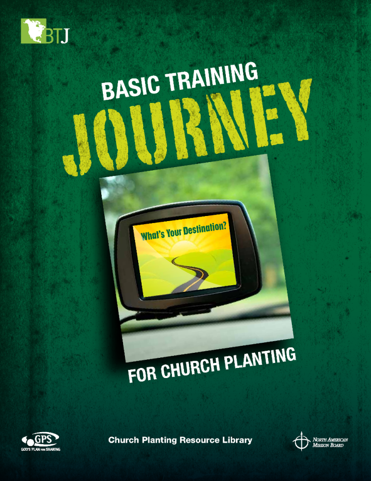Basic Training for church planters/ church leadership teams -