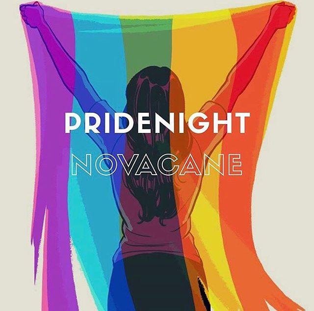 ♥️Gay Pride tonight♥️ @djlesortiz starting her set @ 9:30pm ♥️ Syringe jungle juice shots 2 for $5💰 Happy Hour all night💰