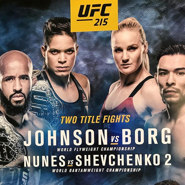 Update! Junior Dos Santos was pulled from the fight. Two title matches. Dos Anjos looking to get back to title contention vs Neil Magny should be fireworks. Come through as always no cover charge. #UFC215 #MMA #Novacanebar #chelas #novababes #beers #Fights