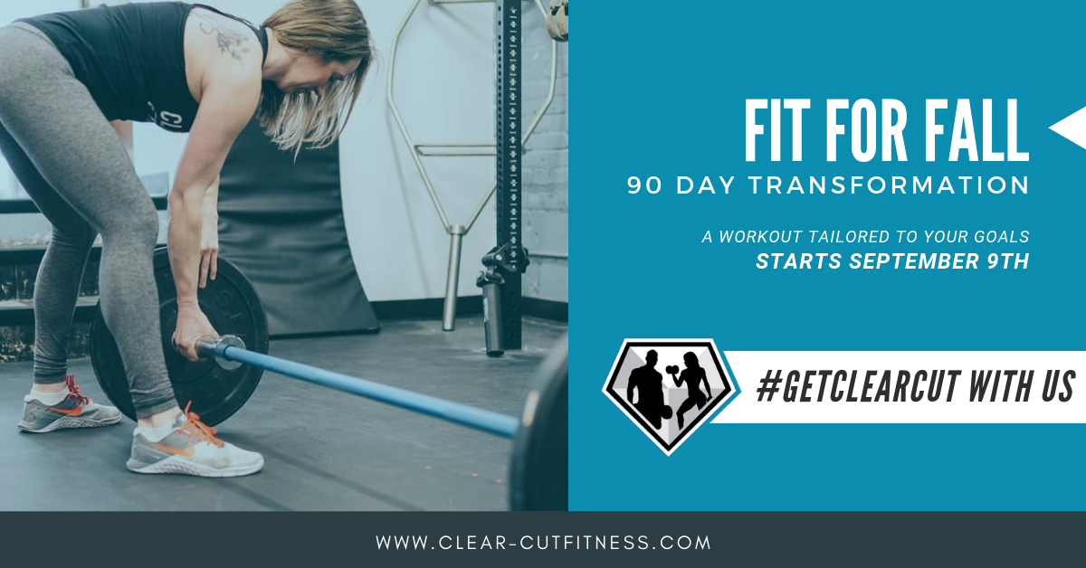 Fit for Fall workout program ccf