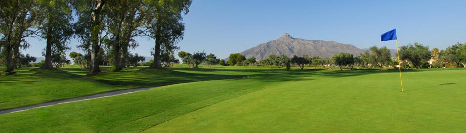 Aloha golf nueva andalucia marbella