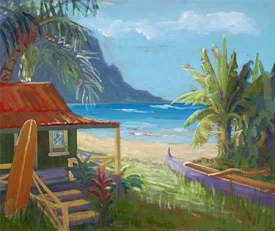 Evoke Vivid Memories - Gift & Reminisce the vibrant and warm tones of Hawaii for years to come…