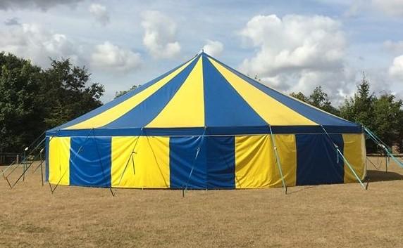 Hire tent - Mr Bean Entertainments
