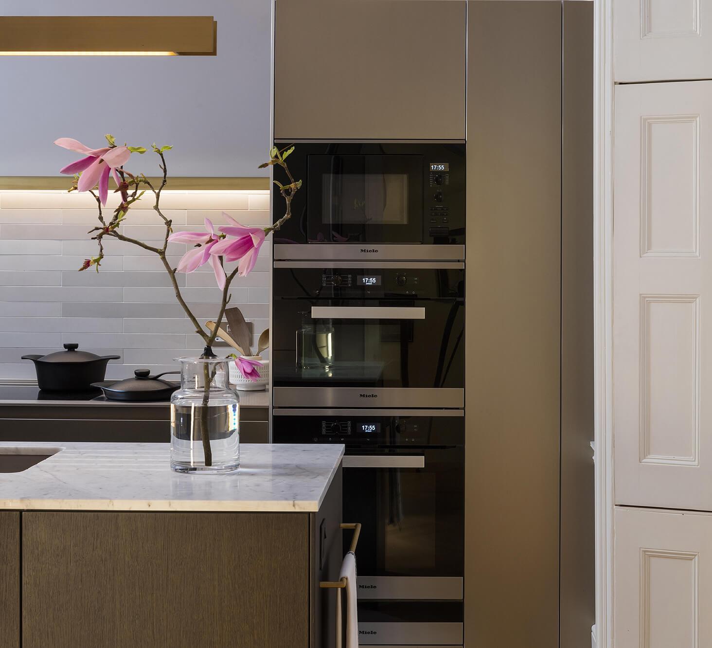 Emily Bizley Interior Design London House Kitchen