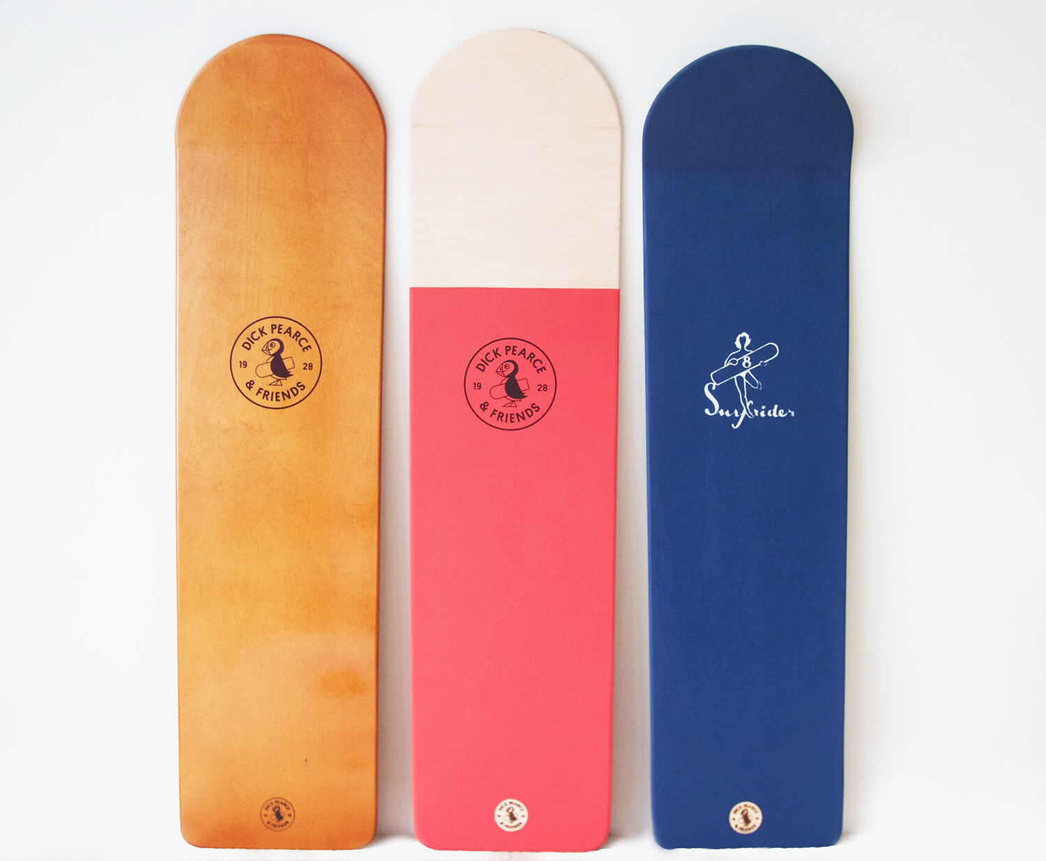 Bellyboards Dick Pearce and Friends