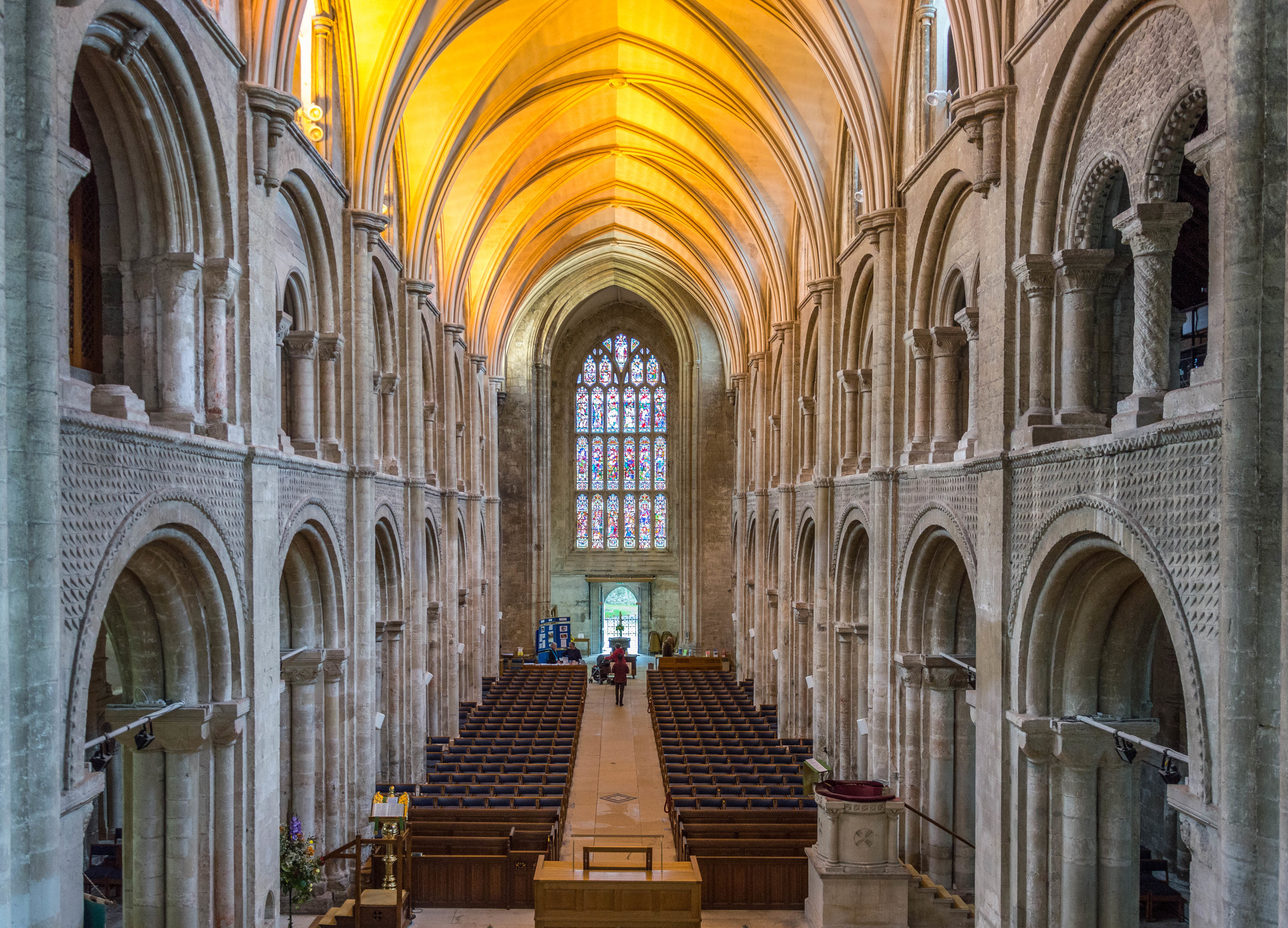 Christchurch Priory, image by JackPeasePhotography
