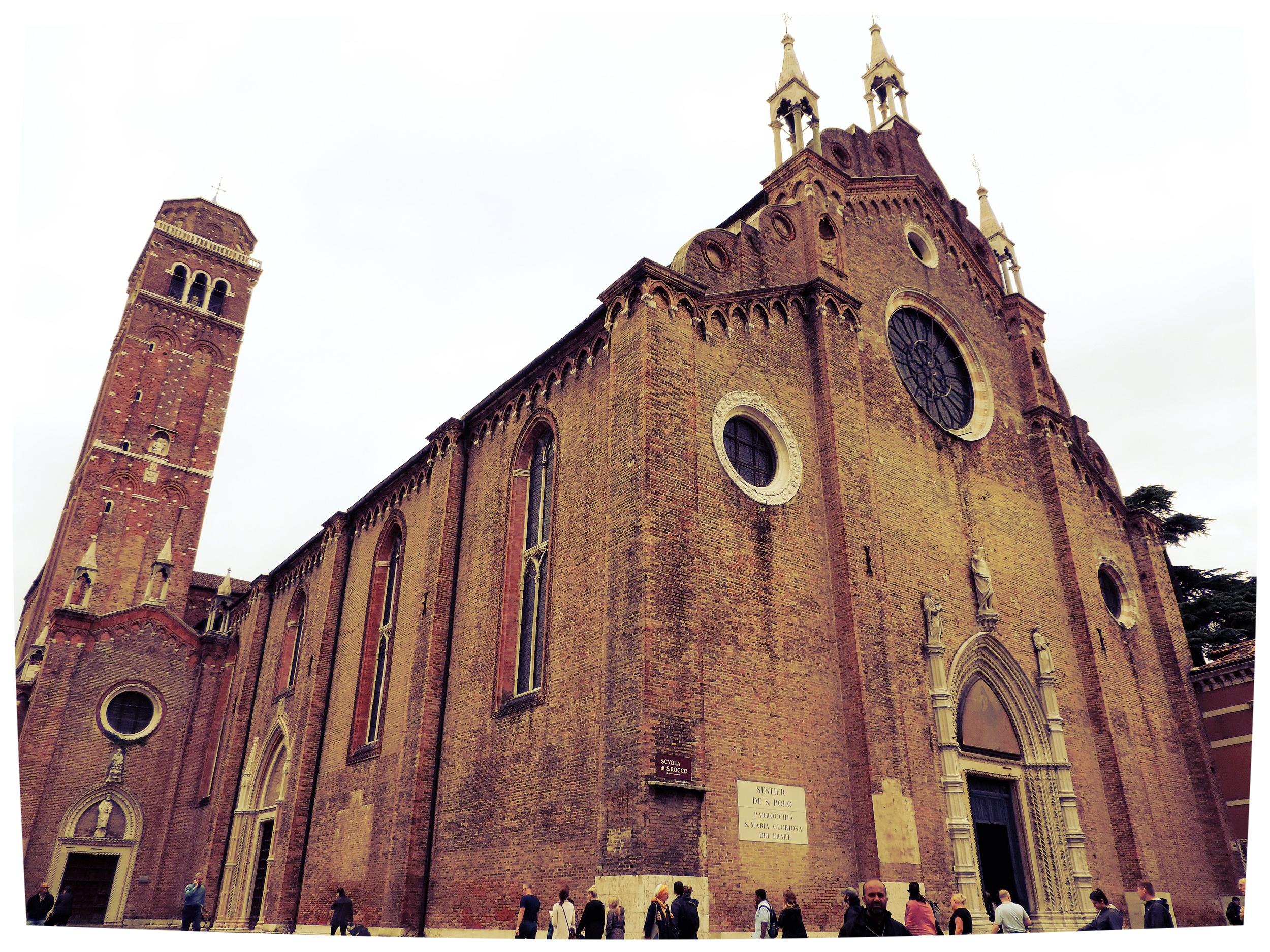 Santa Maria Gloriosa del Frari - San Polo