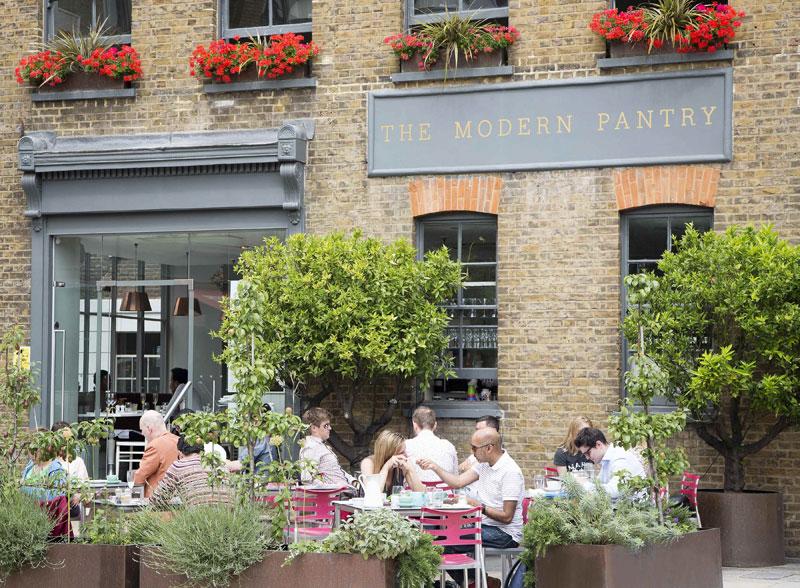 the Modern Pantry - Clerkenwell
