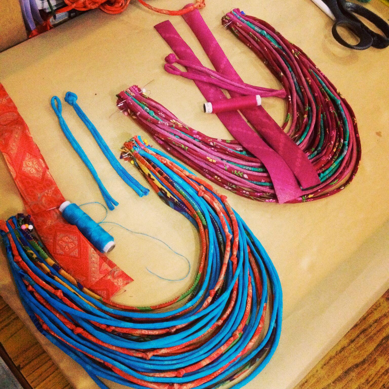 Sari Necklaces