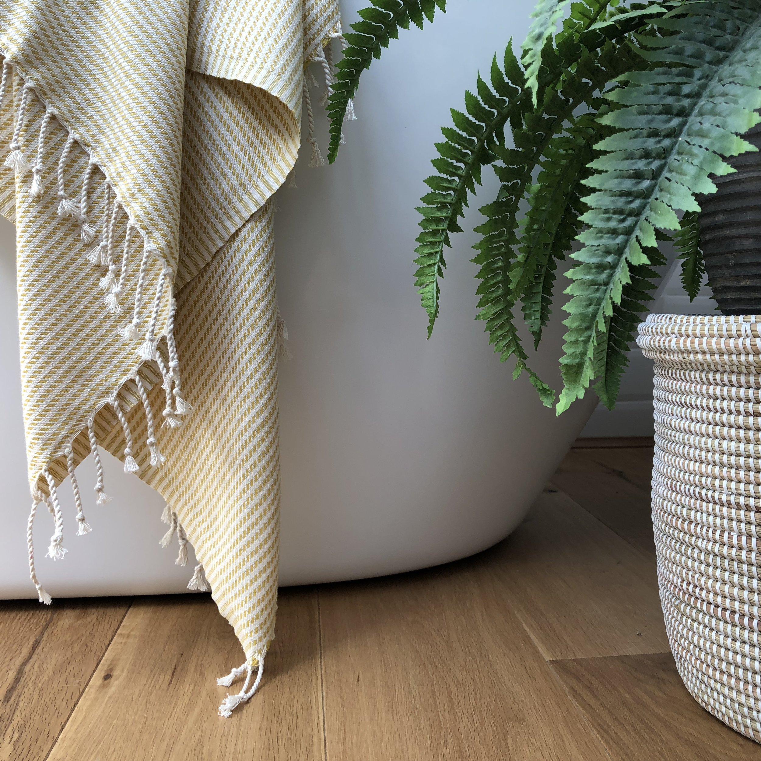 Handwoven Peshtemal Towel
