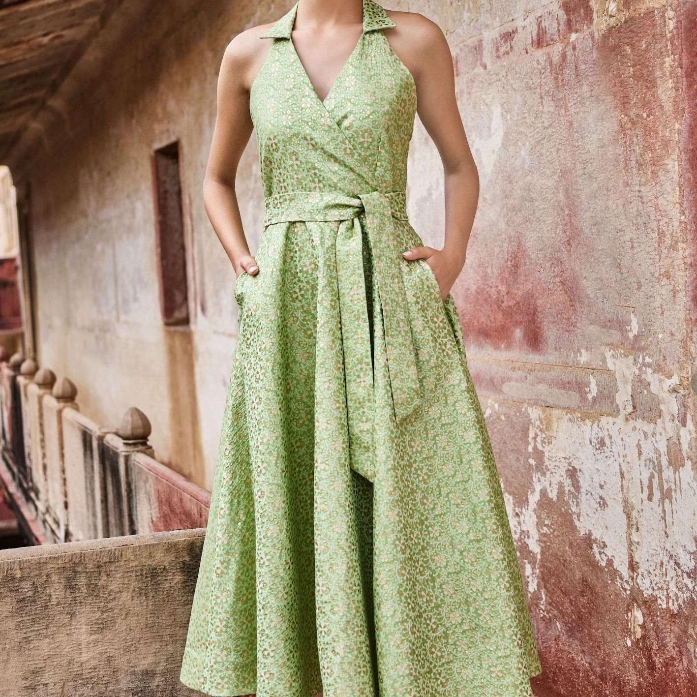 Sustainable India 10 Indian Ethical Fashion Brands I Love Jewelled Buddha